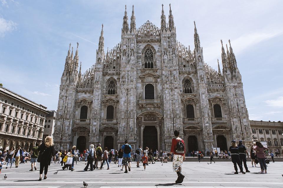 Miláno katedrála
