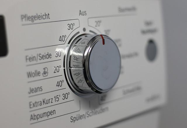 spínač pračky
