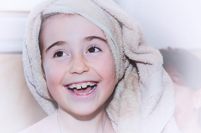 zábava v ručníku