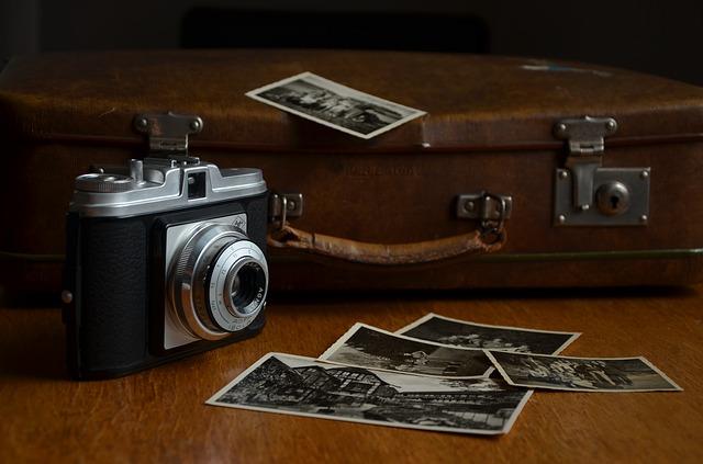 polaroid fotky