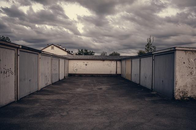 společné garáže